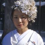 ヘッドドレス ブーケオフホワイト